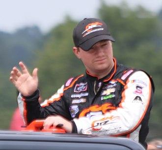 2018 NASCAR Xfinity Series - Tyler Reddick, the series champion