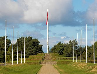 Tynwald Day - Tynwald Hill, Isle of Man
