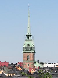 German Church, Stockholm