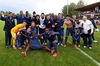 Tim nasional sepak bola U19 Perancis  Wikipedia bahasa