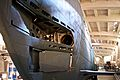 U-505 at MSI Chicago Illinois, USA, Port Bow Torpedo Tube.jpg