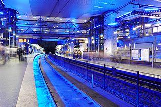 Essen Stadtbahn German light rail network