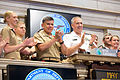 U.S. Service members ring the closing bell at the New York Stock Exchange in New York May 24, 2013 130524-O-ZZ999-001.jpg