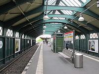 U2 Eberswalder Straße platform.jpg