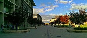 University of California, Merced - Scholars Lane