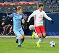 UEFA Youth League FC Salzburg gegen Manchester City FC ( 8. Februar 2017) 83.jpg