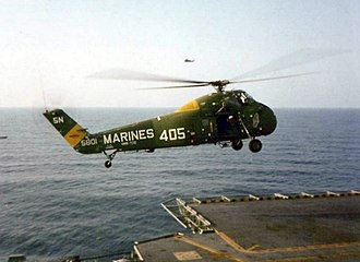 HMH-772 - HMM-772 was the last squadron to operate the UH-34D, in 1971.