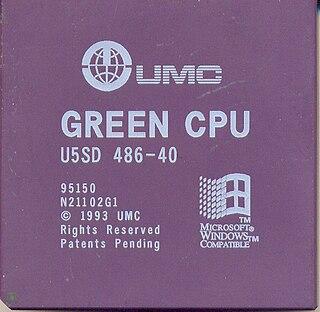 UMC Green CPU