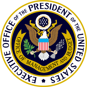 Seal of the Office of Management and Budget of...