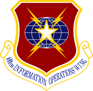 688th Cyberspace Wing - Image: USAF 688th Information Operations Wing