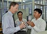 USAID Mission Director visits Danang University of Technology (9314293770).jpg