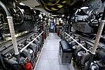 USS Bowfin - Engine Room (8326520805).jpg