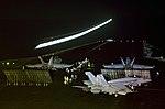 USS Dwight D. Eisenhower conducts flight operations. (30361247601).jpg
