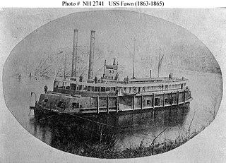 USS <i>Fawn</i> (1863)