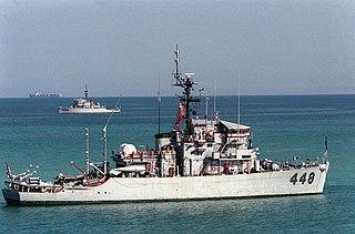 USS <i>Illusive</i> (AM-448)