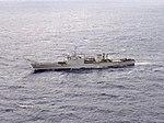 USS La Moure County (LST-1194) underway in 1993.JPEG
