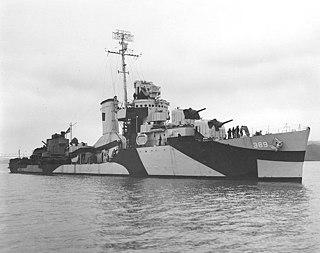 Bagley-class destroyer