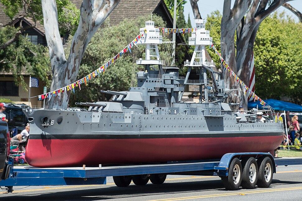USS Nevada (replica)
