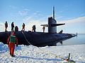 USS Providence (SSN-719) North Pole.jpg