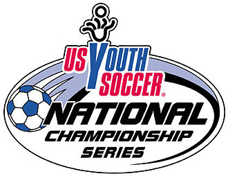 US Youth Soccer National Championships - US Youth Soccer National Championship Series Logo