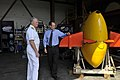 US Navy 110610-N-ZB612-367 Chief of Naval Operations (CNO) Adm. Gary Roughead tours the facilities at the Woods Hole Oceanographic Institute.jpg