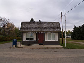 US Post office in Voltaire North Dakota 10-16-2008.jpg