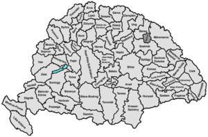 Ugocsa County - Image: Ugocsa