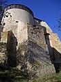 Ukraine Ostrog Castle MurovanaTower 01.jpg