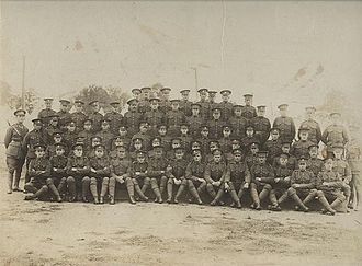 21st Battalion (Eastern Ontario), CEF - 21st Regiment Carling's Heights -London, Ontario Sep 30 1917