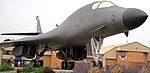United States Air Force - B-1B Lancer bomber plane 12 (44199495232).jpg
