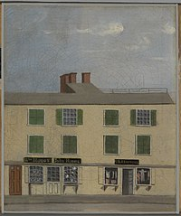 The Silversmith Shop of William Homes,Jr.