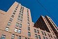 Upper S facade and SE corner - Tudor Arms Hotel.jpg