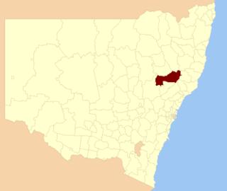 Upper Hunter Shire Local government area in New South Wales, Australia