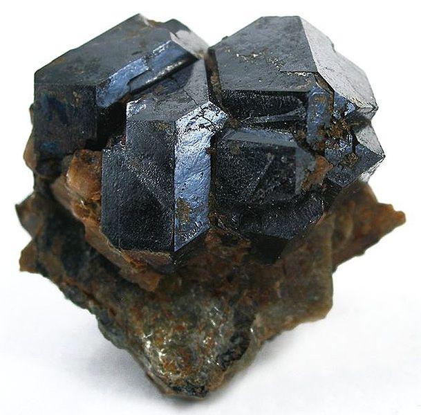 Uraninit - ruda uránu