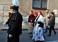 Uroczystość topienia Marzanny, Miasteczko Śląskie, Brynica 2015 03.jpg