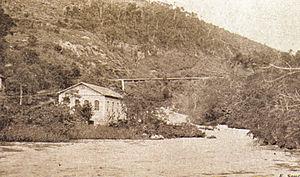 Marmelos Zero Power Plant - The power plant in 1903