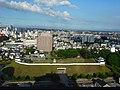 Utsunomiya castle ruins Park Panorama 2.jpg