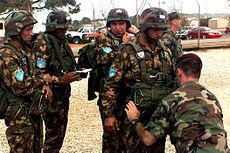 Uzbekistan soldiers (1997)