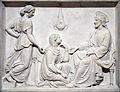 Václav Levý, Kristus u Marie a Marty 1858, Národní galerie v Praze.jpg