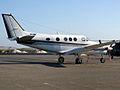 VH-SQH Beechcraft C90 King Air Aviation Australia (7107046341).jpg