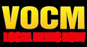 CKCM - Image: VOCM Logo