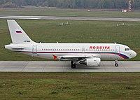 VP-BIQ - A319 - Rossiya