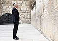 VP Mike Pence visits the Wester wall (24991742877).jpg