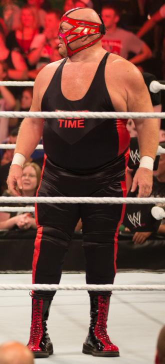 Big Van Vader - Vader at Raw 1000 in July 2012