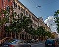 Valadarskaha street (Minsk, Belarus) p02.jpg