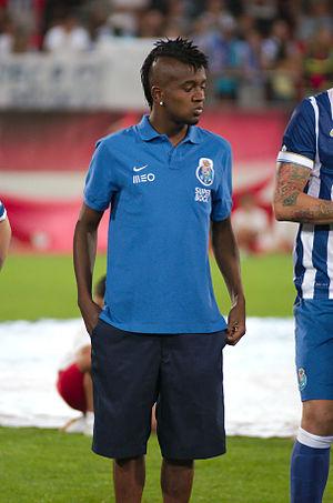 Kelvin Mateus de Oliveira - Kelvin with Porto in 2013