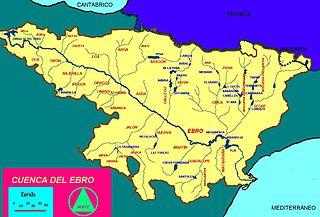 Ebro Treaty peace treaty
