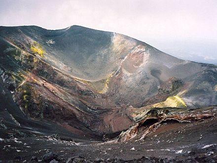 Mount etna rock datování