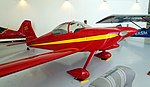 Van's Aircraft RV-6, homebuilt, 1985 - Evergreen Aviation & Space Museum - McMinnville, Oregon - DSC00561.jpg