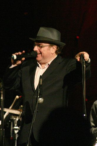 Van Morrison - Morrison performing at the Marin Civic Center, 2007.